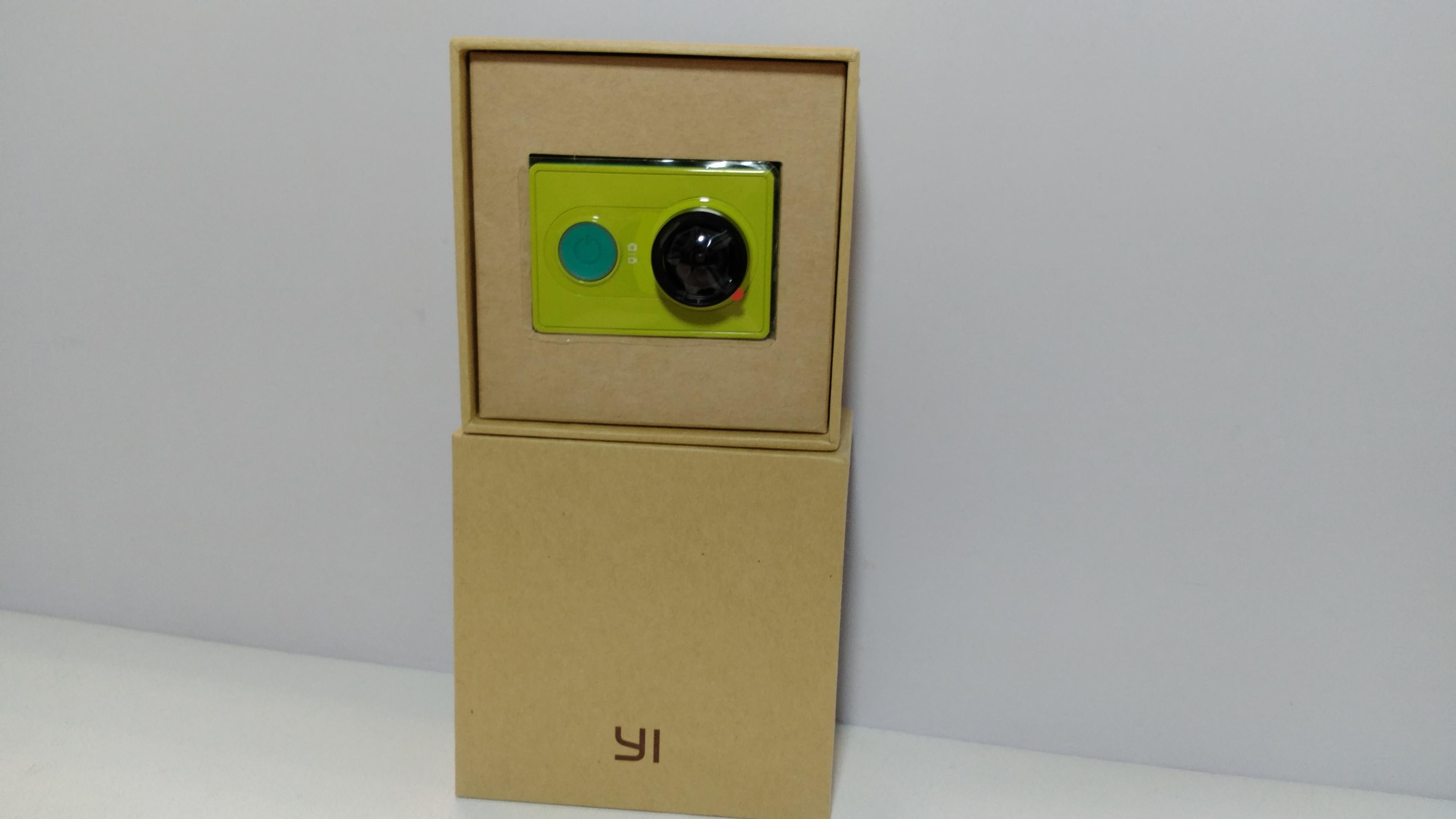 Gagnez une caméra Xiaomi Yi