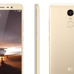 Xiaomi Redmi Note 3 les caractéristiques, le prix, la date