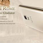 UMi Rome remonte le niveau du bas de gamme.