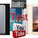 Test Xiaomi Redmi Note 3 pour gearbest