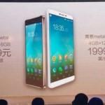 Shallots Metal lancé avec SD810, 4 Gb de RAM