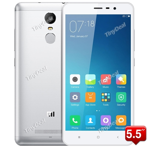 Achat Xiaomi Redmi Note 3
