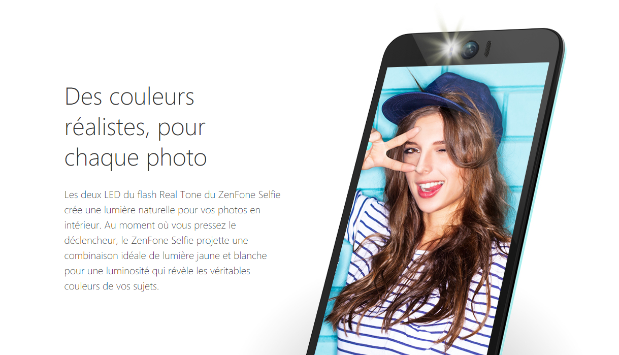 Test Asus Zenfone Selfie