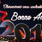 Chinandroid vous souhaite une bonne année 2016