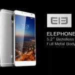 Elephone S3: 5.2 pouces et corps métal
