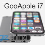 Gooapple i7 le clone de l'Iphone I7 est un monstre….