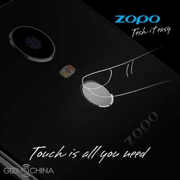 Zopo Speed 8 à la une