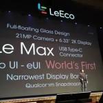 LeEco Le X820 141.457 points sur Antutu