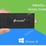 Meegopad Mini PC Win 10 Intel Atom