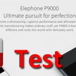 Test Elephone P9000 4Go Ram Helio P10