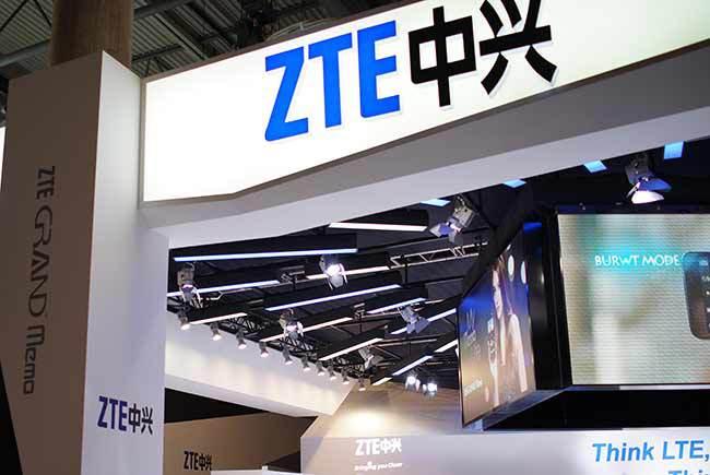 ZTE Axon 2 MWC à la une