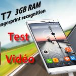 Test THL T7 pour TinyDeal sur YouTube