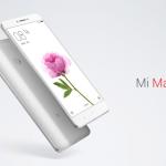 Xiaomi Mi Max : arrivée de MIUI8