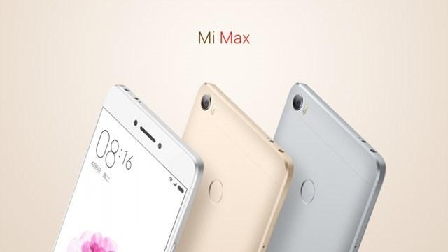 Xiaomi Mi Max - colors