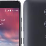 ZTE Zmax Pro 6 pouces FHD Snapdragon 617