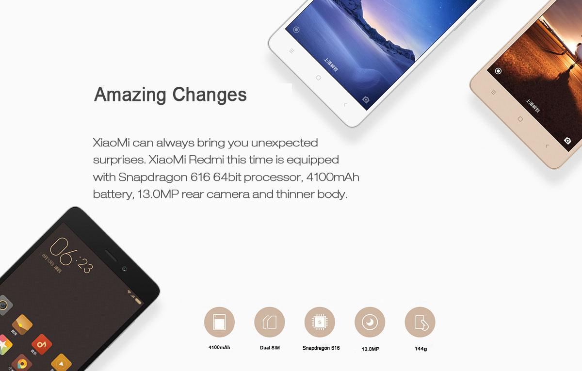 Test Xiaomi Redmi 3 Pro