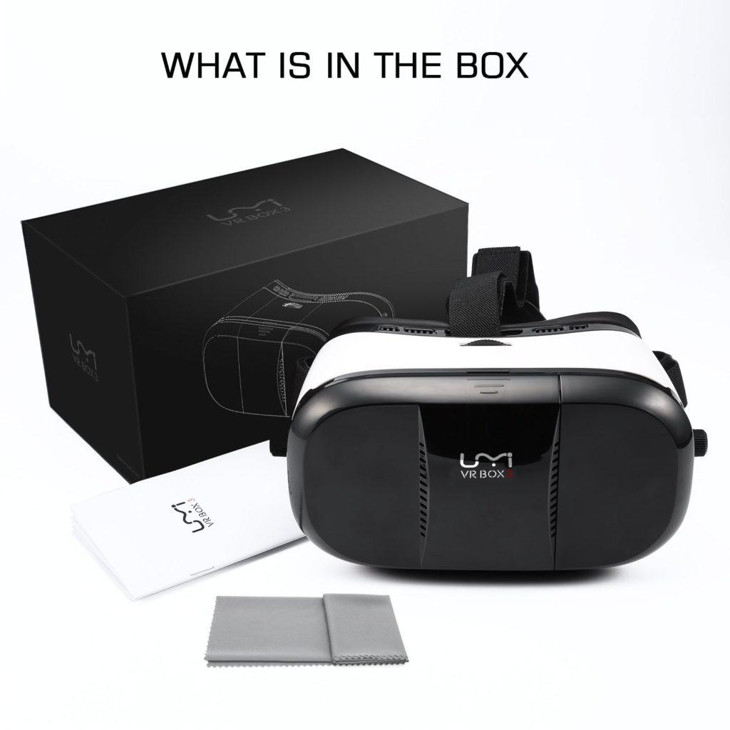 UMI VR BOX 3 - box