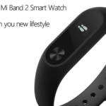 Xiaomi Miband 2: précommande sur gearbest