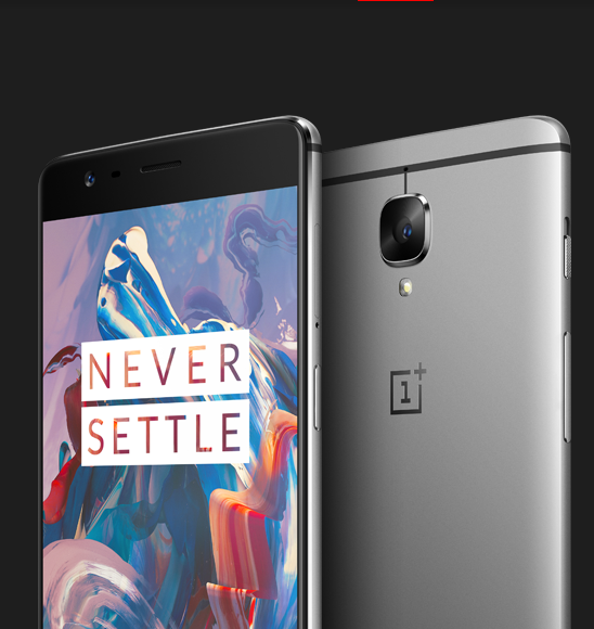 oneplus 3 officiel