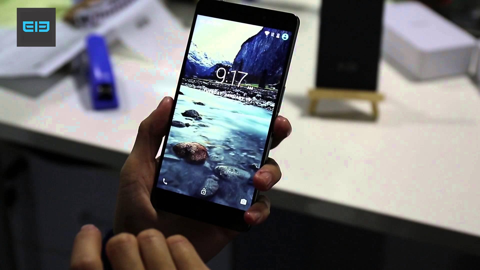 CM13 Elephone P9000