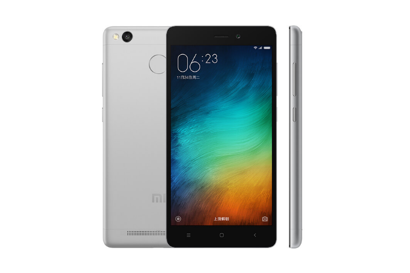 Xiaomi Redmi 3S à la une