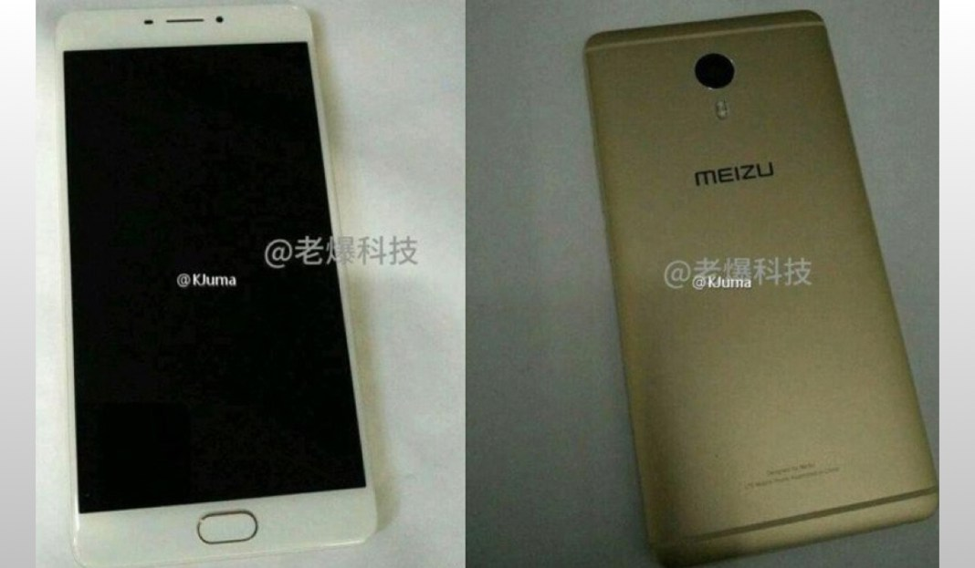 Meizu M3 Max en photo
