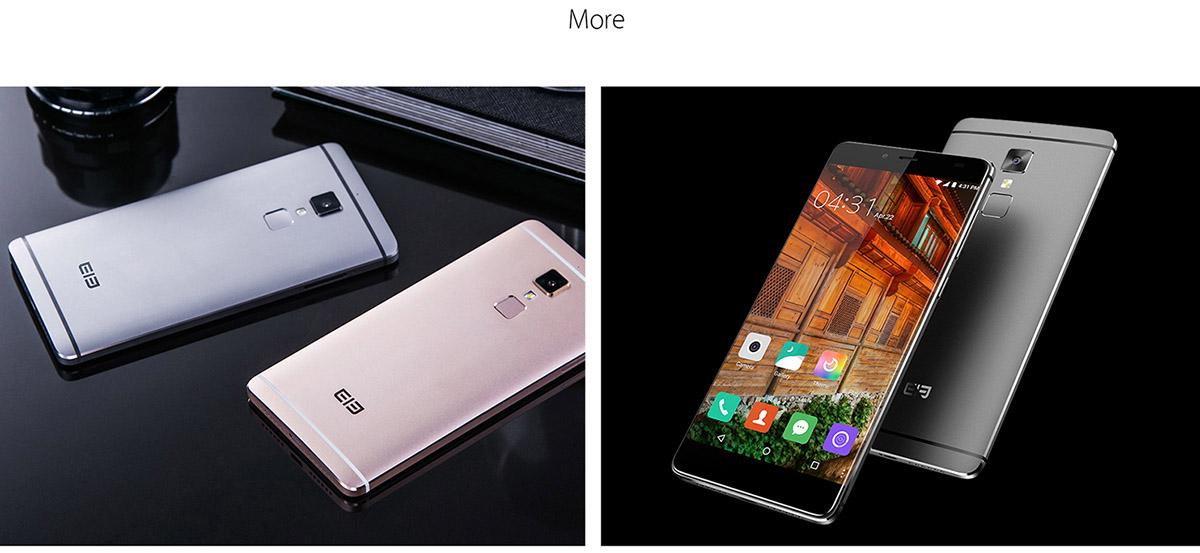 Test Elephone S3