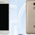 Huawei Enjoy 6S certifiés par TENAA: technique et design