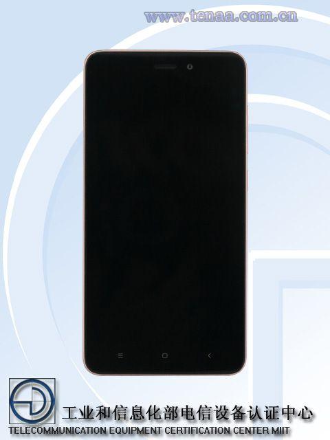 Xiaomi de face