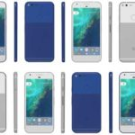 Google Pixel leaks des photos avant le lancement