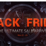 Black Friday Everbuying: prix en baisse