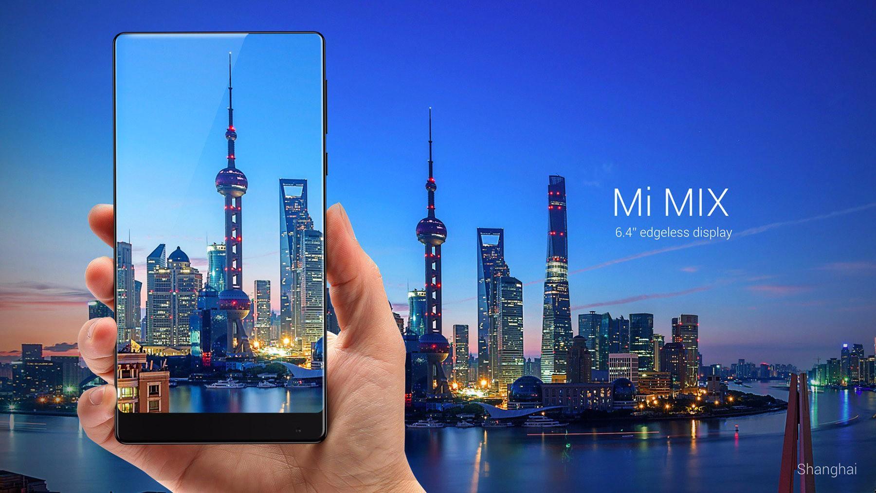 Précommande Xiaomi Mi Mix
