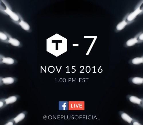 Date de sortie du Oneplus T