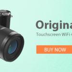 Promos caméra Xiaomi Yi sur gearbest