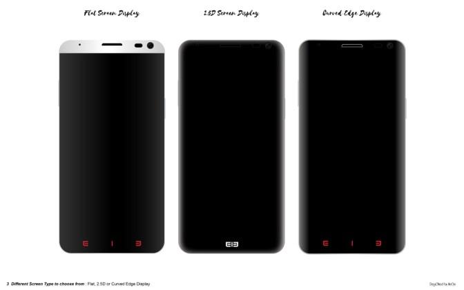 Elephone NXG Concept