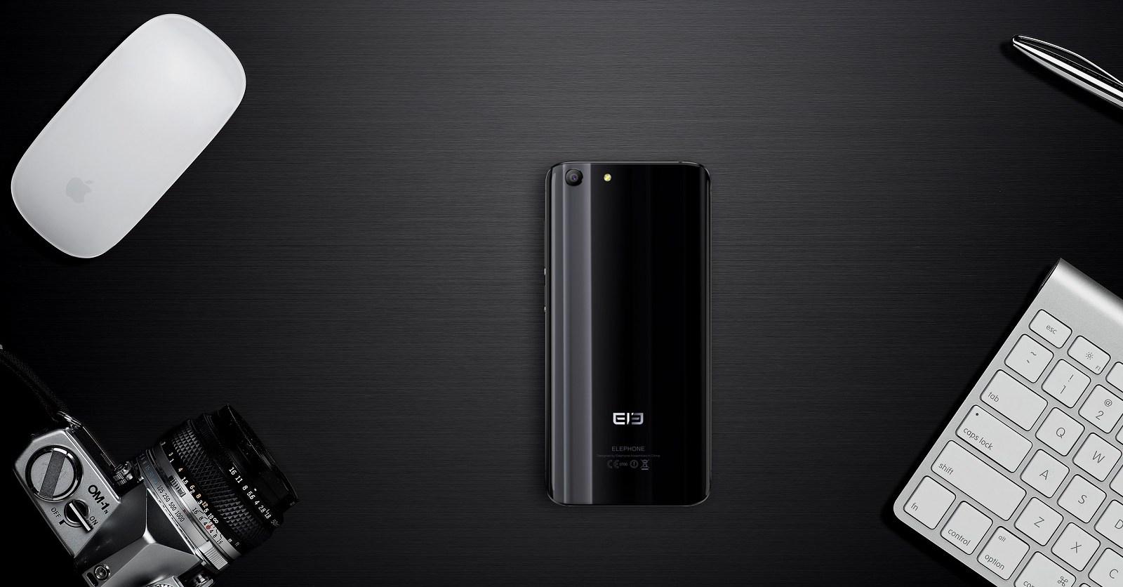 Elephone S7 Treasure Edition à la une
