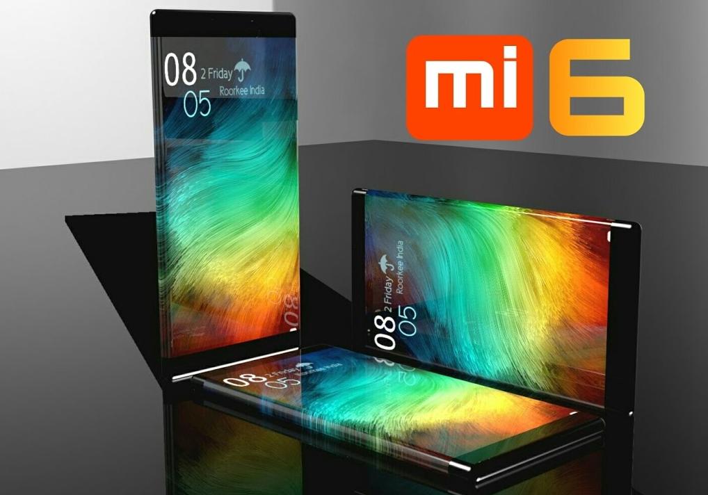 Xiaomi Mi6 concept