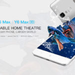 Doogee Y6 Max 3D 6.5 Full HD MT6750