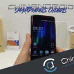 Test Elephone S7 en vidéo sur YouTube
