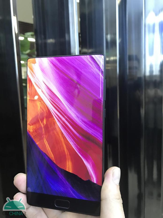 Elephone S8 leak