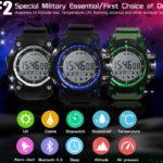 NO.1 F2 Un nouveau style de smartwatch d'extérieur