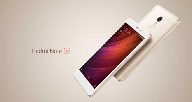 Xiaom Redmi Note 4