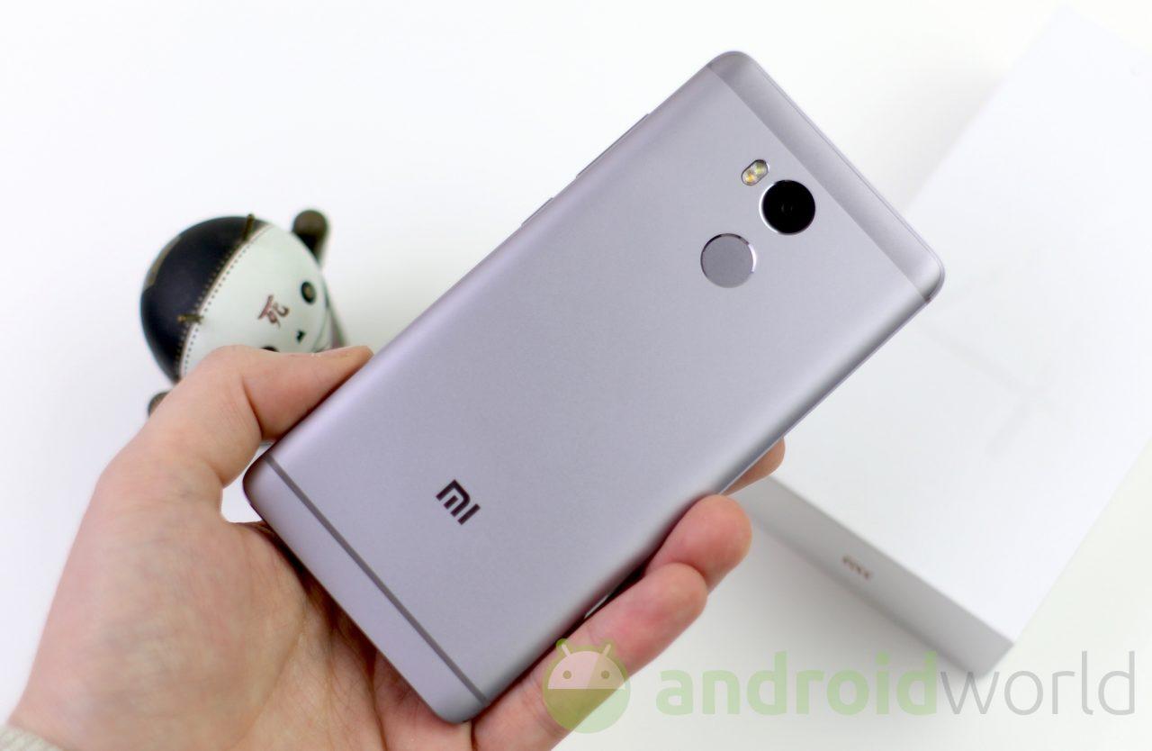 Xiaomi Redmi 4 Pro à la une