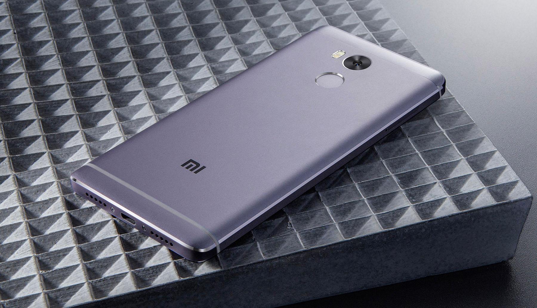 Deal du jour Xiaomi Redmi 4