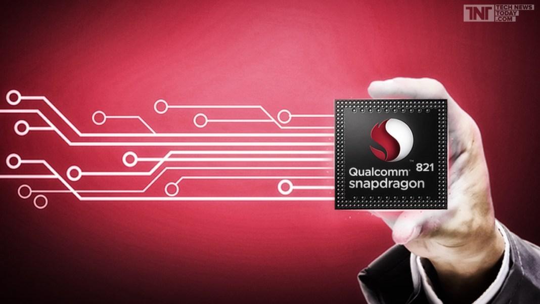 Qualcomm Snapdragon 821 à la une