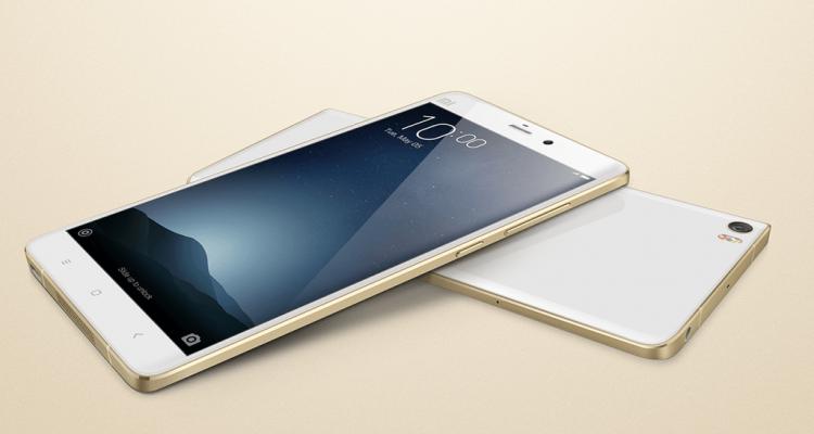 Xiaomi MI6 à la une