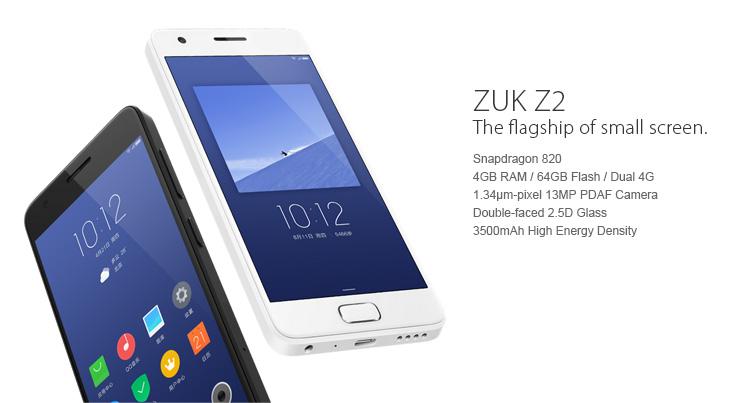 Deal du jour ZUK Z2