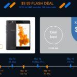 Doogee vous offre une vague de promotions des smartphones à 9,99$