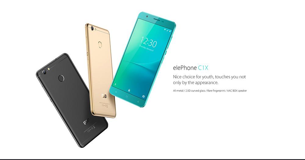 Deal du jour Elephone C1X
