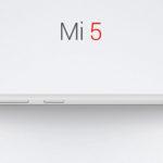 Deal du jour: Xiaomi Mi5 code réduction